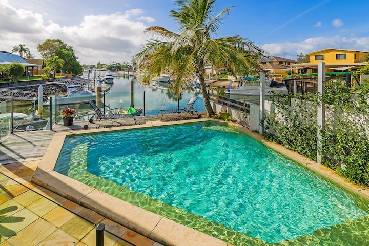 Montauk on Broadwater, Gold Coast, QLD, Australia