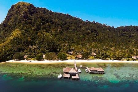 cubadak paradiso village Full board accommodation - Koto XI Tarusan - Nature lodge