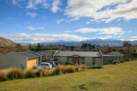 1220 Gibbston Lodge - Villa