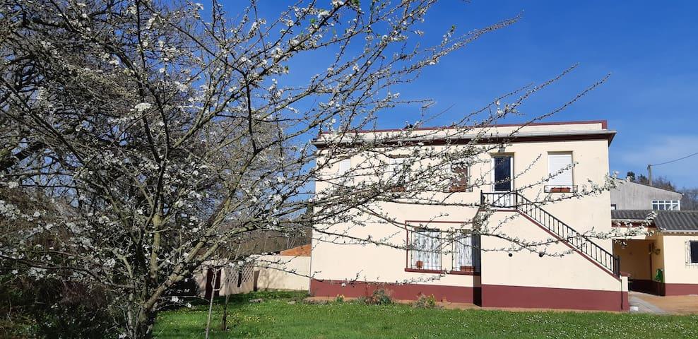 Casa de Corbelle, en Galicia. Pets friendly
