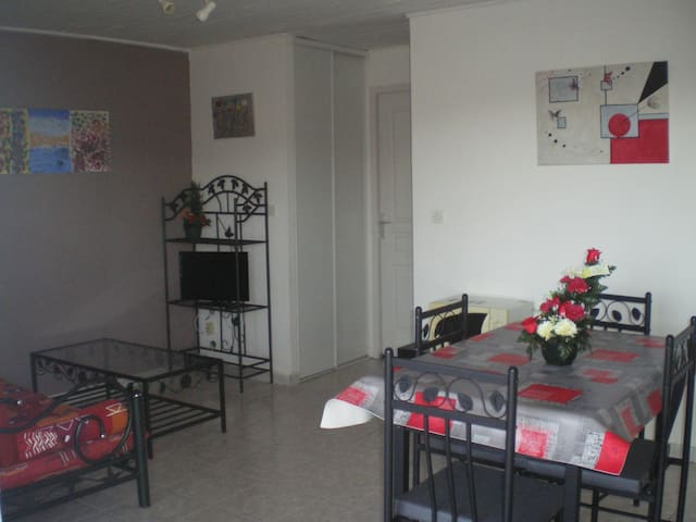 Sun house - Carcassonne - Appartement