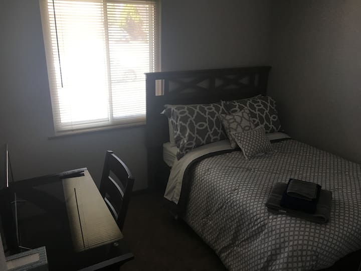 Quiet, Clean, Comfortable, Affordable Room #2
