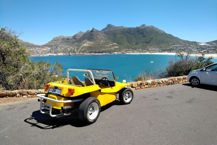 Hout Bay Gem, Cape Town affordable apt for 2p