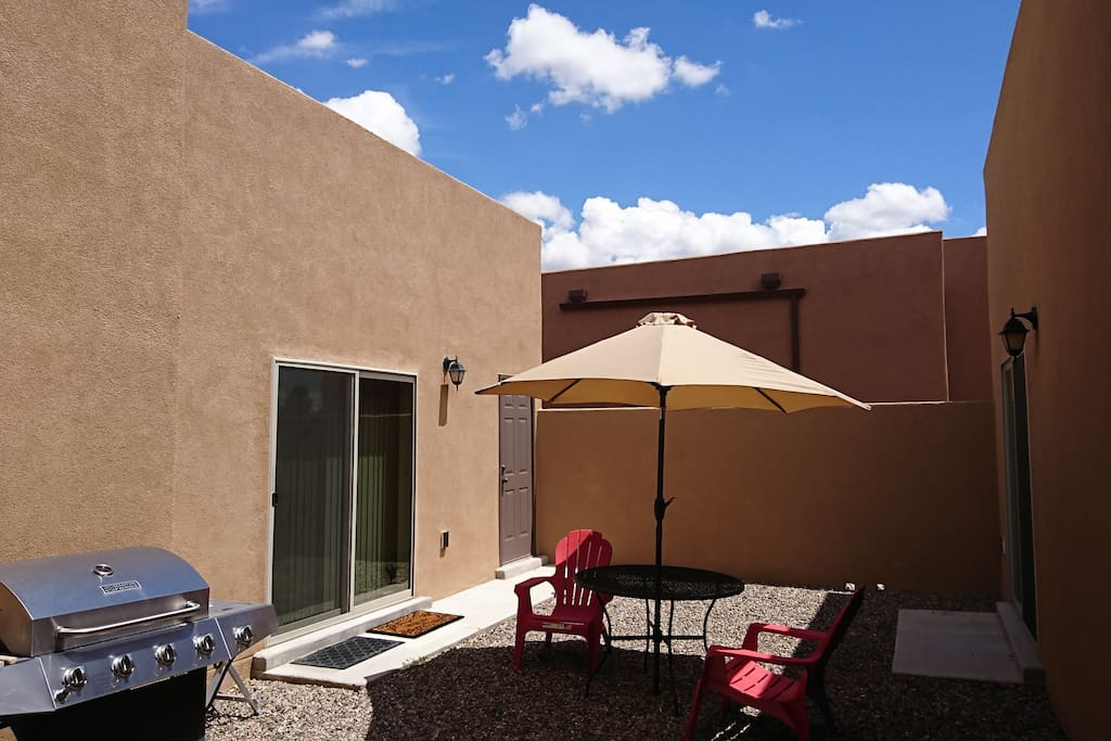 Awesome Casita With Queen Bed Santa Fe Nm
