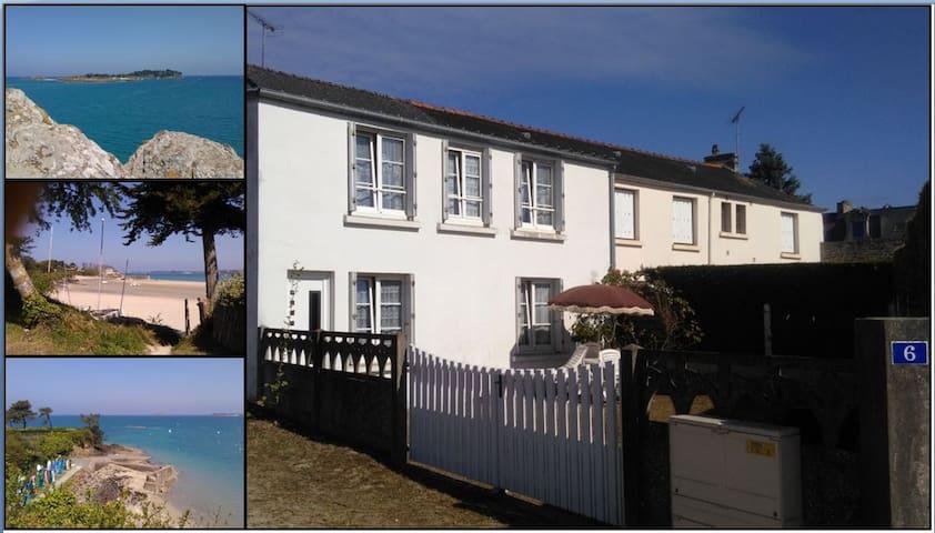 Maison à Saint Jacut de la Mer