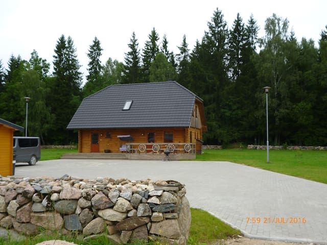 Markisaaare Guesthouse - Mälivere
