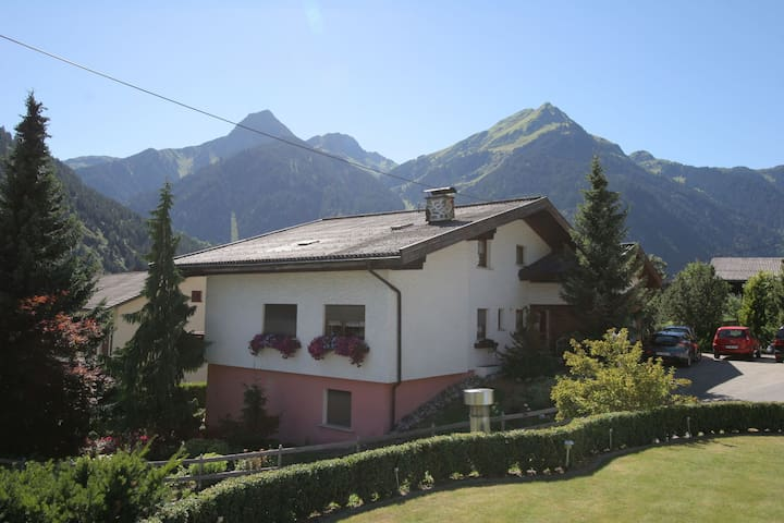 Beautiful Apartment in Sankt Gallenkirch with Balcony