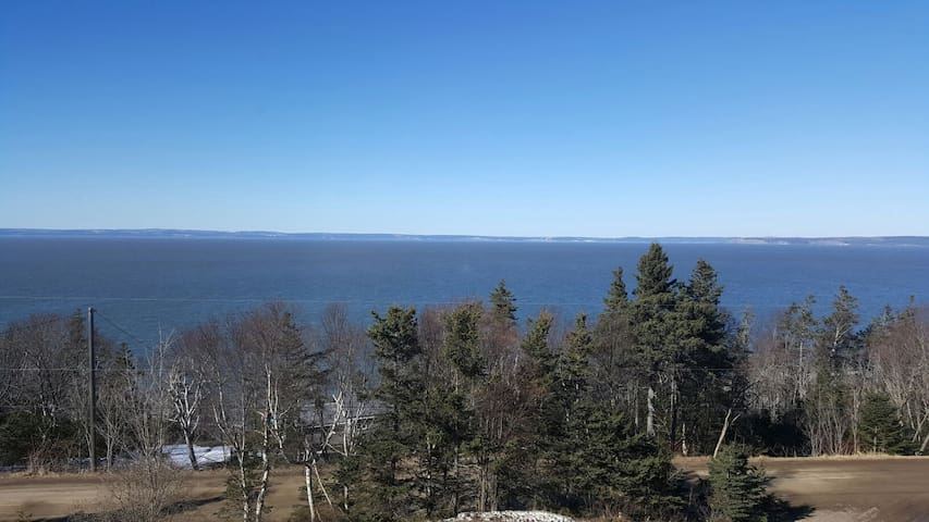 OCEANVIEW BAY FUNDY. PANORAMIC - Canning - House