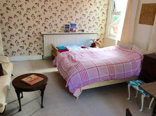 Charming Victorian house West Bridgford/VIP room
