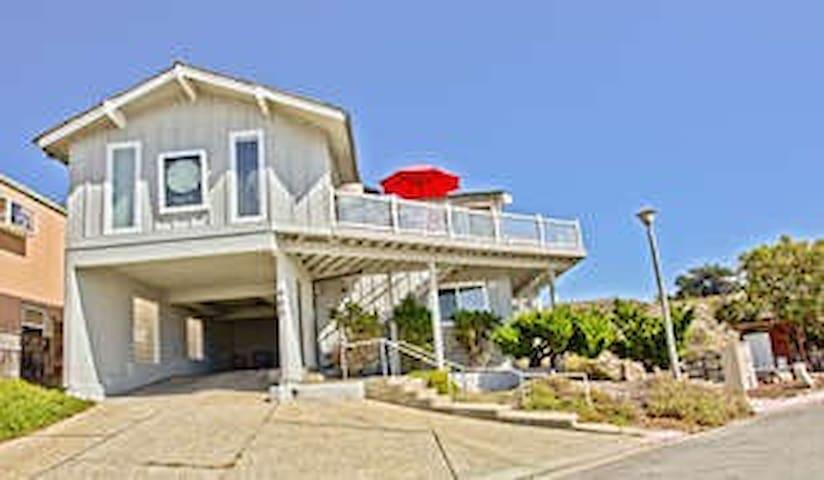 The  Sand Dollar House - La Selva Beach - Casa