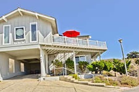 The  Sand Dollar House - La Selva Beach - Huis