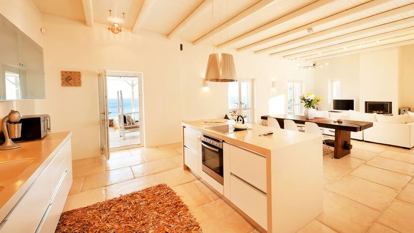 Athina Ios Villa Three Bedrooms - Ios - Villa
