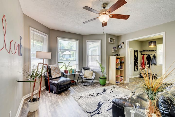 ❤️  Cozy bedroom near downtown and interstate❤️