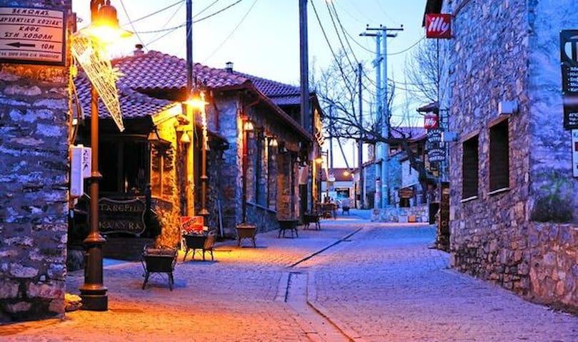 Super lux winter house. - Άγιος Αθανάσιος - Casa