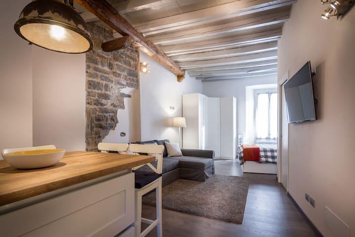LA MAISON _ Cozy flat in the heart of Como.