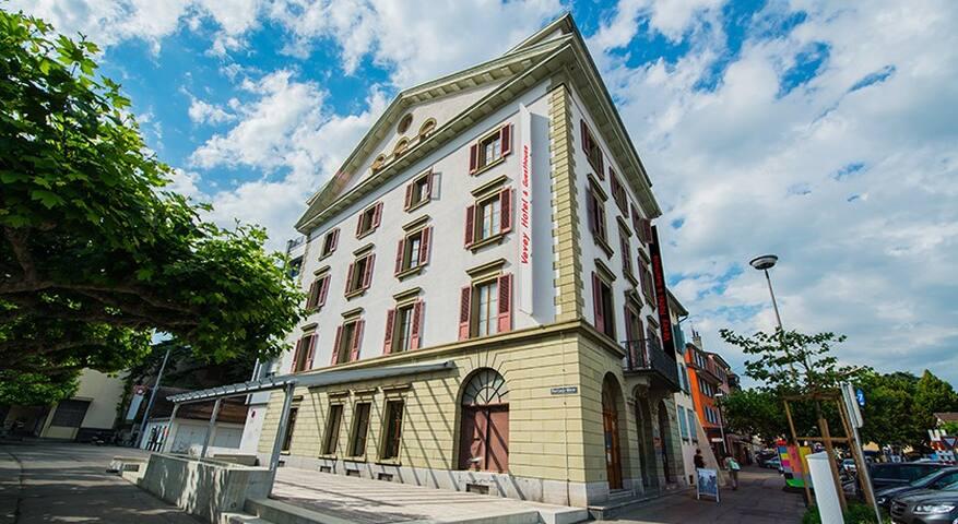 Vevey House
