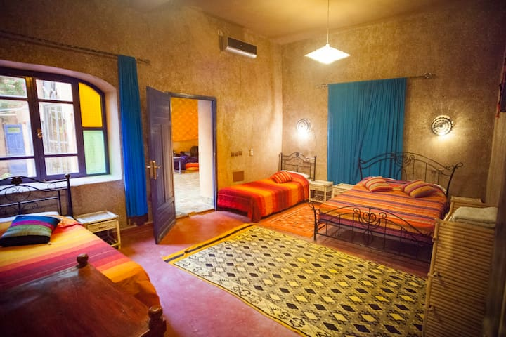 La Petite Kasbah * Family Room