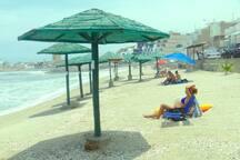 Playa Las Sombrillas