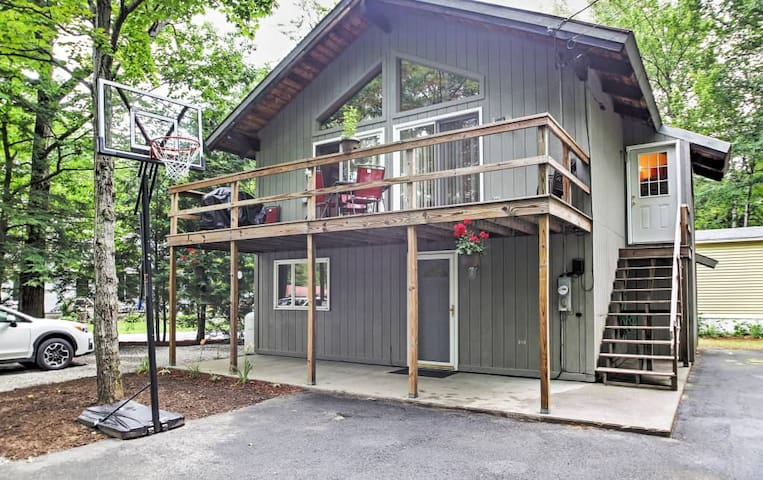 3BR Lincoln House w/Views of Loon Mountain! - Lincoln - Haus