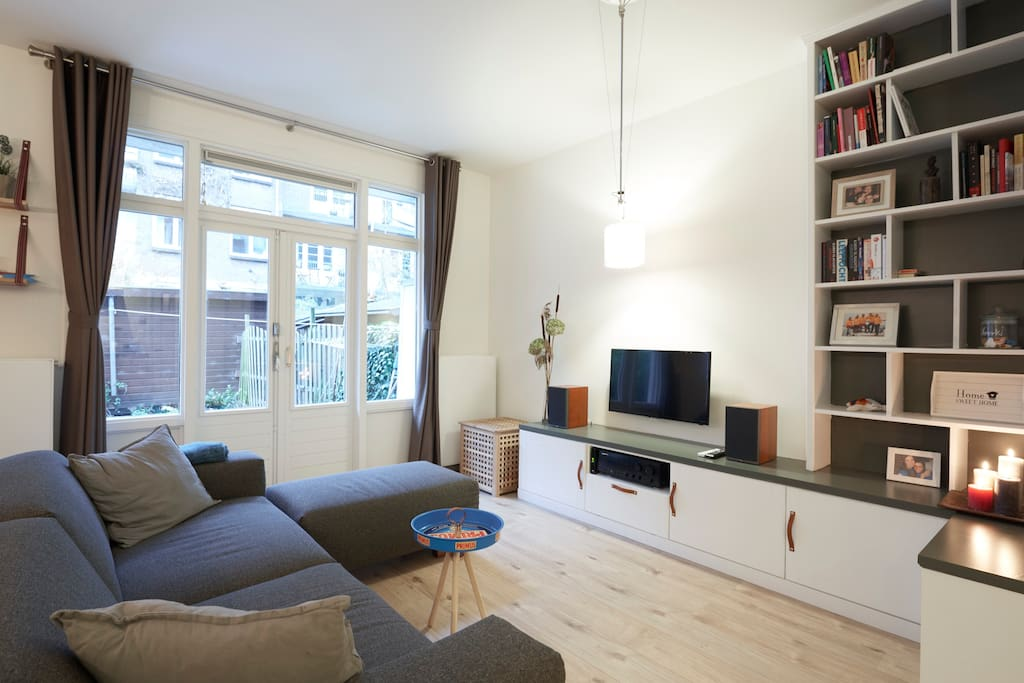 Cozy Appartment With Garden Amp Bikes Apartments For Rent In Amsterdam Noord Holland Netherlands