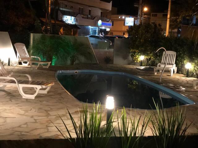 Casa com Piscina (LC003EF)