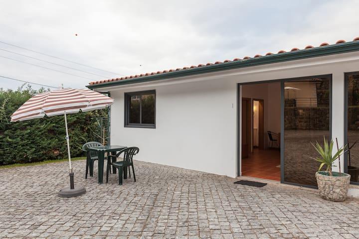 Casa dos Muros - casa 1