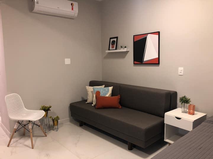 Seu apartamento em plena Av Paulista num 671