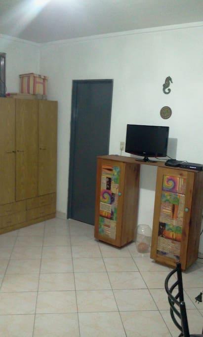 Placard y mueble para guardar cosas