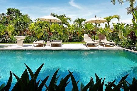 Seminyak 50% Off- Your Luxury Bali Haven Stay - 水明漾 - 精品酒店