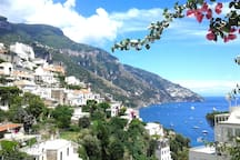 Positano B&B  seaview