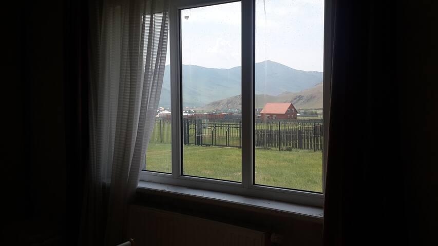 2nd window view