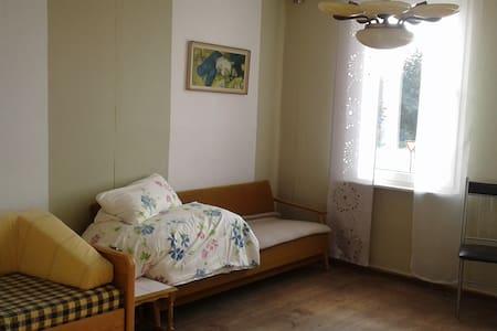 Zimmer mit Ausblick - Krien