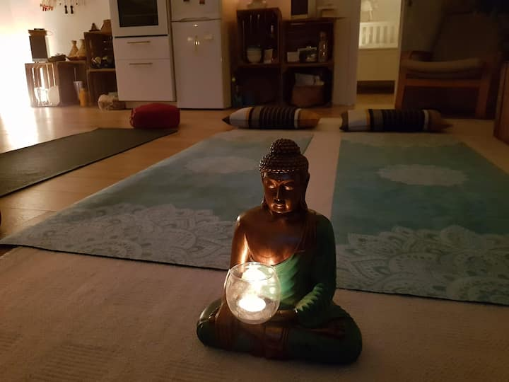 Buddha is guides us!