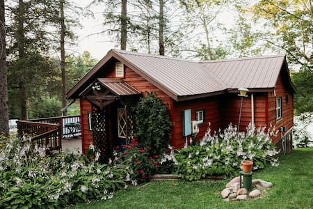 Birch Lake Bungalows, Birchwood, WI (Bear's Den)