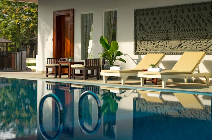 Gorgeous 6BR Twin Villa | Amazing Private Pool