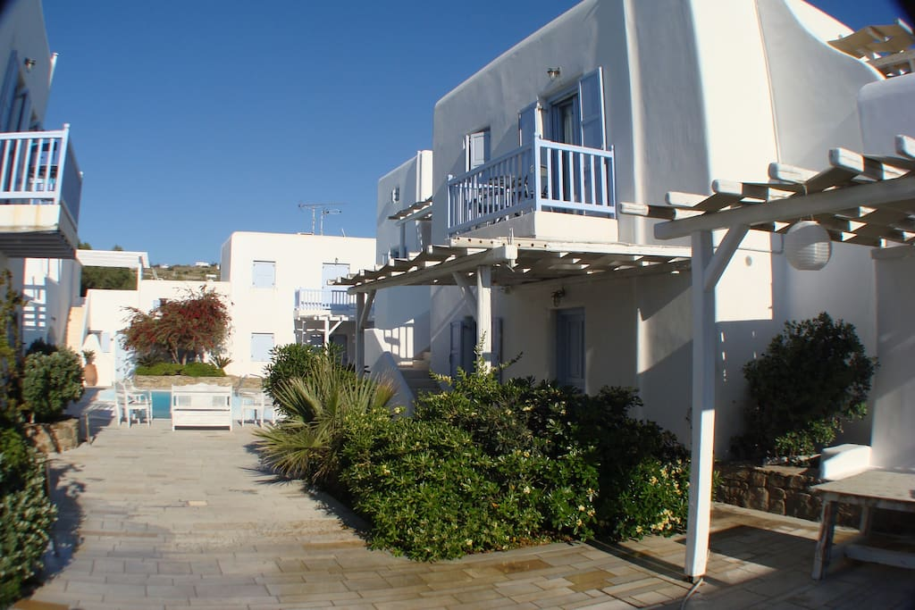 Mykonos Luxury Suites Aphrodite Apartments For Rent In