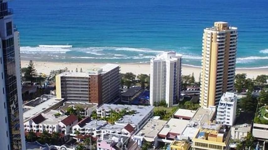 GOLD COAST COMMONWEALTH GAMES ACCOMMODATION