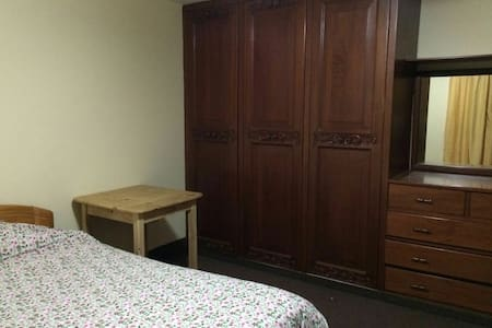 Nice bedroom with private bathroom - La Alameda - Cajamarca - House