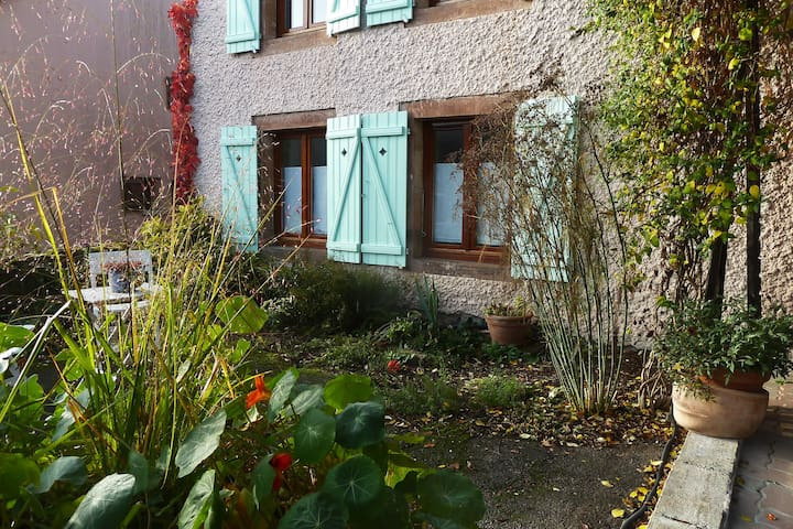 Gite et Couvert chez Dimanche - Essert - Apartamento