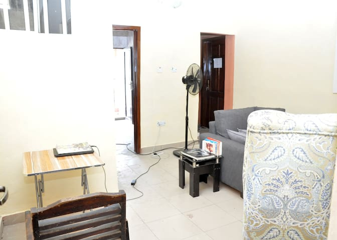 Cheap one-bedroom apartment - heart of Lagos.