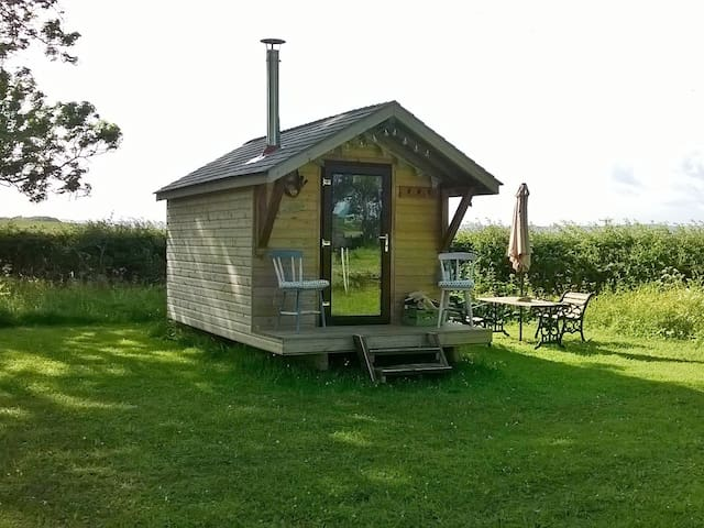 The Pheasantry Shepherds Hut in North Yorkshire