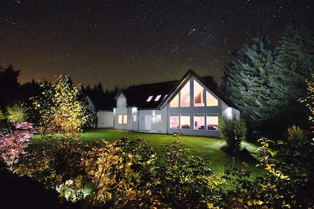 Cluain House - Luxury in the Highlands of Scotland