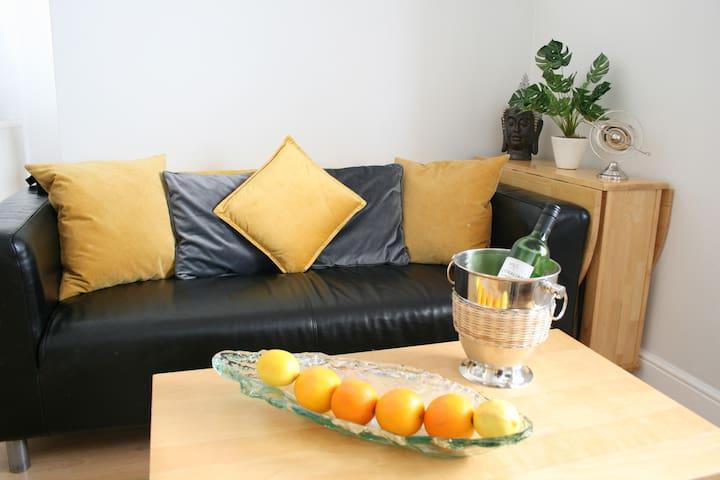 City Apartments, Studio Separate Bedroom 21