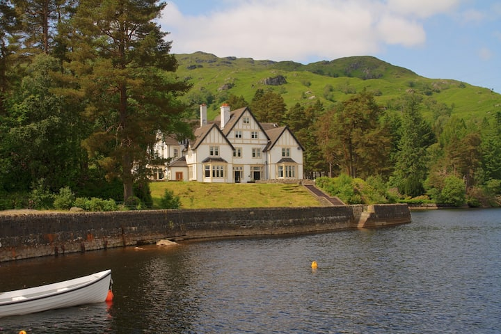Stronachlachar Lodge