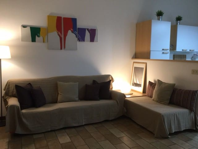ATTIC DUPLEX BUSINESS TRAVEL MILAN - Sesto San Giovanni - Pis