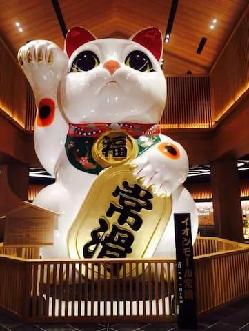 名古屋中部国际空港麦子家(机场可接送)#这是2⃣️号房源#找房东加v号nnjj516还有三号房源
