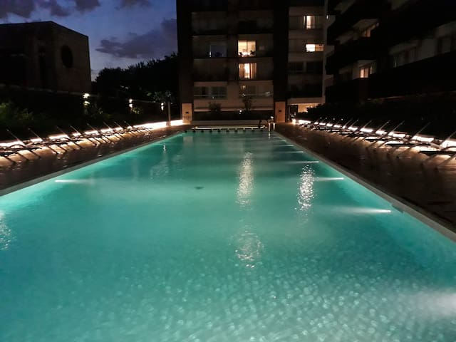 Palermo Hollywood 2 Bedroom/Gym/ 2 Swimming pool