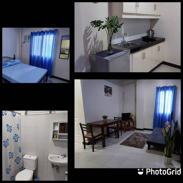 Beautiful 1 Bedroom Apt 20 mins from airport!