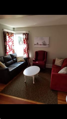 Far end of Living Room
