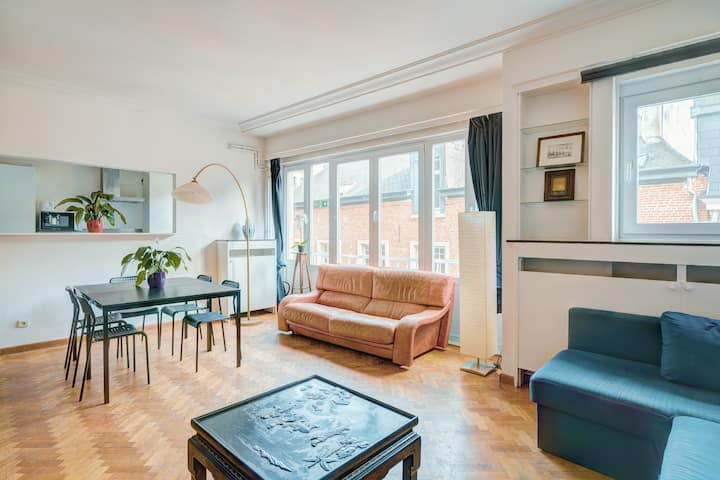 The Grand Apartment on Best location in Antwerp